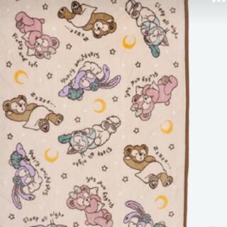Disney - TDS購入 ダッフィー  毛布 新品 ブランケット 未開封 ディズニーシー 寝具