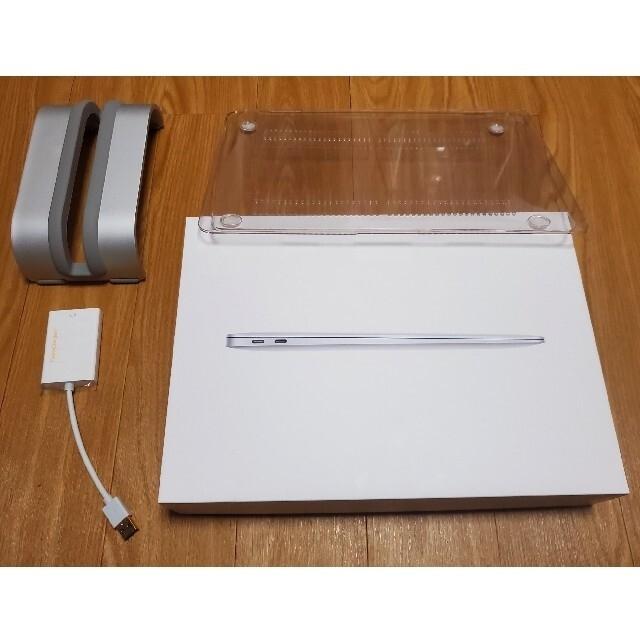 Mac (Apple)(マック)のApple Macbook Air M1 (2020 Late) スマホ/家電/カメラのPC/タブレット(ノートPC)の商品写真