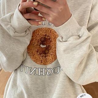 dholic - samoyed donuts sweat