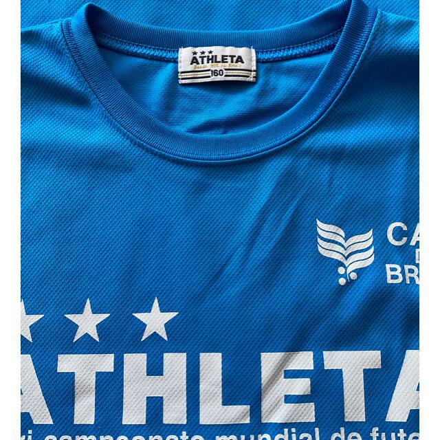 ATHLETA(アスレタ)のアスレタ 半袖Tシャツ 160 キッズ/ベビー/マタニティのキッズ服男の子用(90cm~)(Tシャツ/カットソー)の商品写真