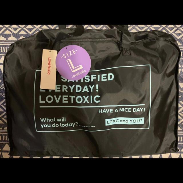 lovetoxic(ラブトキシック)のLovetoxic 2021福袋 サイズL(160) 抜き取り無し キッズ/ベビー/マタニティのキッズ服女の子用(90cm~)(Tシャツ/カットソー)の商品写真