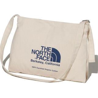 THE NORTH FACE - 新品 ノースフェイス ミュゼットバッグ  サコッシュ ブルー
