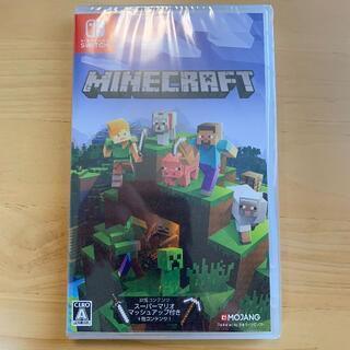 Nintendo Switch - 新品未開封 マインクラフト Minecraft Switch