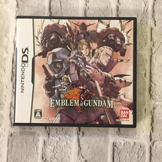 ニンテンドーDS(ニンテンドーDS)のエンブレム オブ ガンダム DS(携帯用ゲームソフト)