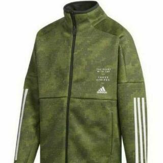 adidas - 【新品】【サイズ:160】adidasキッズトレーニングジャケット