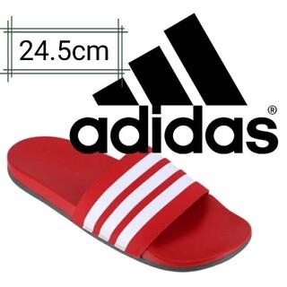 adidas - アディダス サンダル、シャワーサンダル、ロッカーサンダル、24.5cm