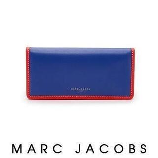 MARC JACOBS - Marc Jacobs 長財布 ロングウォレット ブルー 新品未使用 正規品
