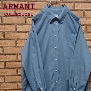 アルマーニ コレツィオーニ(ARMANI COLLEZIONI)のARMANI COLLEZIONI アルマーニ コレッツィオーニ   シャツ(シャツ)