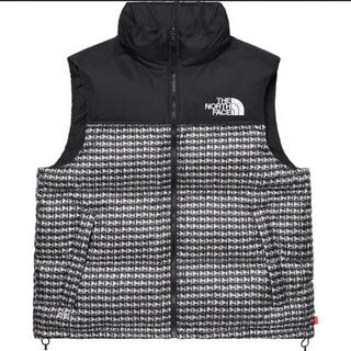 Supreme - Supreme North Face Studded Nuptse Vest