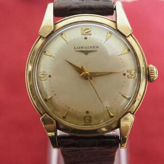 LONGINES - 希少 LONGINES  手巻き メンズ腕時計