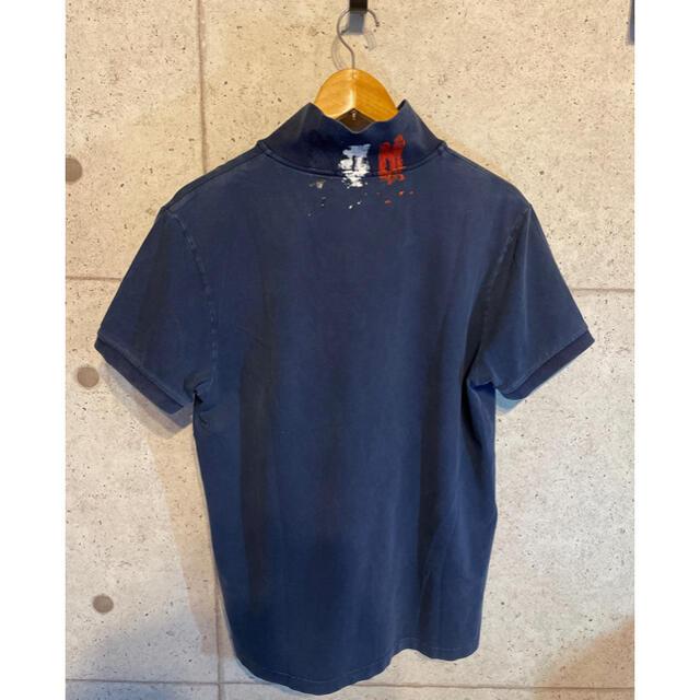 MONCLER(モンクレール)のMONCLER モンクレール ポロシャツ Lサイズ メンズのトップス(ポロシャツ)の商品写真