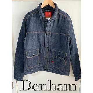 DENHAM - 20年モデル‼️新品未使用タグ付き‼️RED LABEL ジャケット‼️