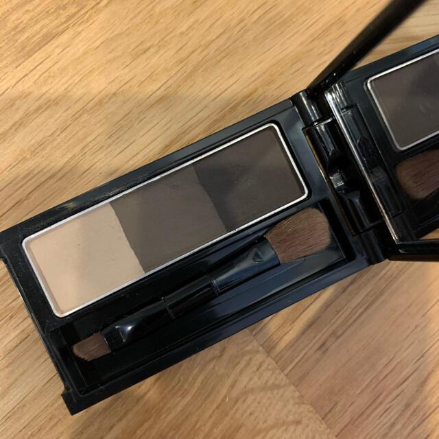 KATE(ケイト)のケイト デザイニングアイブロウ3D EX-7 オリーブグレー系(2.2g) コスメ/美容のベースメイク/化粧品(アイブロウペンシル)の商品写真