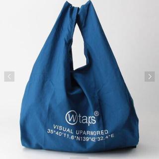 W)taps - 【新品】 WTAPS CONVENI BAG NYLON BEIGE BLUE