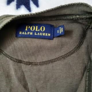 ポロラルフローレン(POLO RALPH LAUREN)のラルフローレン ヘンリーネックシャツ(カットソー(長袖/七分))