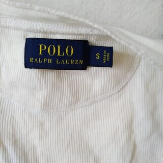 ポロラルフローレン(POLO RALPH LAUREN)のラルフローレンヘンリーネックシャツ(カットソー(長袖/七分))