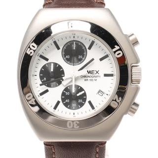 タイメックス(TIMEX)のタイメックス TIMEX 腕時計 クロノグラフ   メンズ(その他)