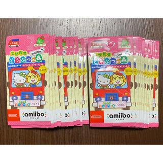 ニンテンドースイッチ(Nintendo Switch)の【新品・未開封】どうぶつの森 サンリオ amiiboカード(Box/デッキ/パック)