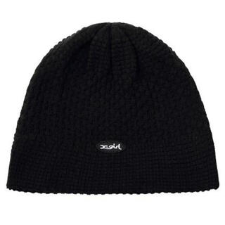 X-girl - 新品タグ付き エックスガール PATCHED BEANIE