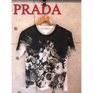 プラダ(PRADA)のPRADA プラダ tシャツ(Tシャツ(半袖/袖なし))