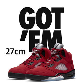 NIKE - Nike air jordan 5 raging bull 2021