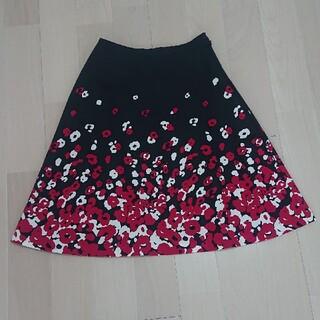 トゥモローランド(TOMORROWLAND)のデュアルヴュー DUAL VIEW スカート(ひざ丈スカート)