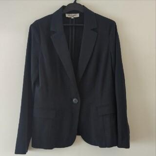 ナノユニバース(nano・universe)のナノユニバース スーツ ジャケット 黒 ネイビー まとめ売り 3着(テーラードジャケット)
