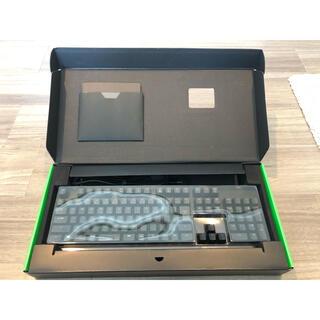 レイザー(LAZER)のRazer Huntsman keyboard(PC周辺機器)