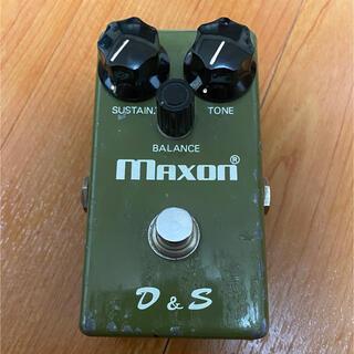 Maxon D&S 74〜78年製(エフェクター)