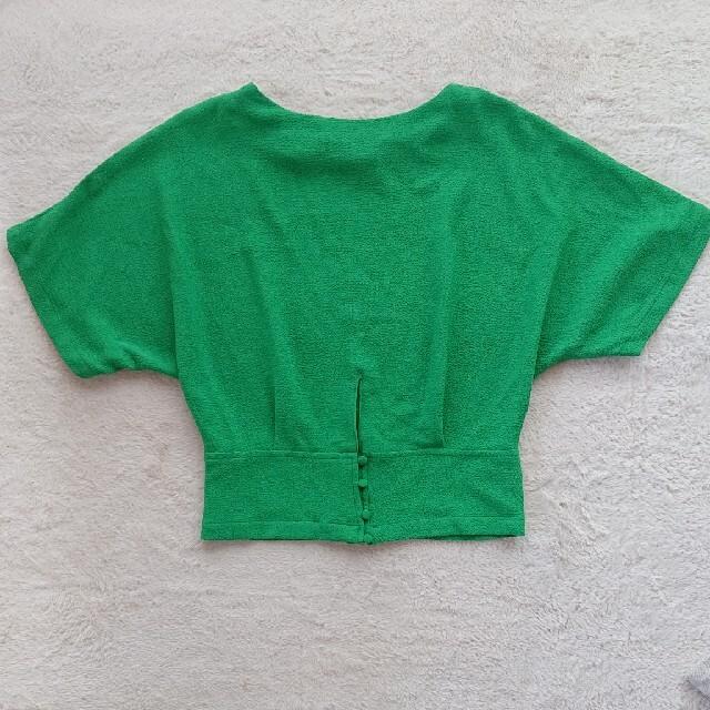 ZARA(ザラ)のZARA   トップス 春夏 レディースのトップス(カットソー(半袖/袖なし))の商品写真