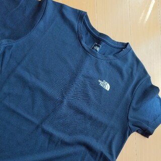 THE NORTH FACE - ノースフェイスネイビーTシャツ