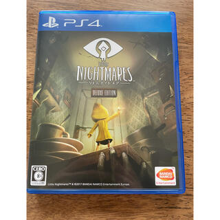 PlayStation4 - LITTLE NIGHTMARES -リトルナイトメア- Deluxe Edit