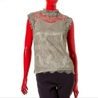 ダブルスタンダードクロージング(DOUBLE STANDARD CLOTHING)の新品 ダブスタ ブラウス(シャツ/ブラウス(半袖/袖なし))