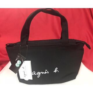 agnes b. - アニエス・ベートートバッグSサイズ ブラック