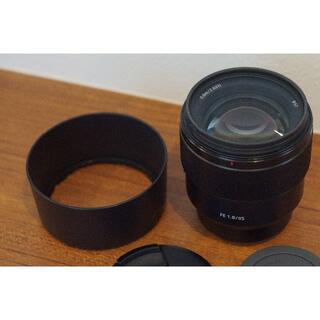 SONY - SONY FE 85mm F1.8 SEL85F18 単焦点レンズ