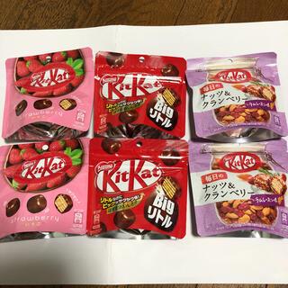 Nestle - キットカット Bigリトル パウチ 6袋セット