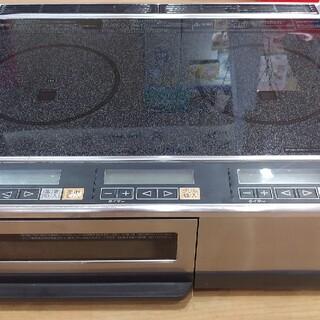 パナソニック(Panasonic)のパナソニックIH200v  KZ-KB21D(IHレンジ)