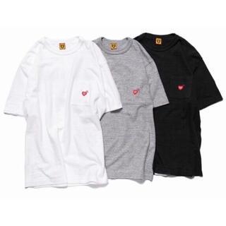 GDC - ♡Human  Made♡  ポケット刺繍Tシャツ