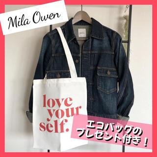 Mila Owen - MilaOwen ミラオーウェン デニムジャケット フリーサイズ エコバッグ