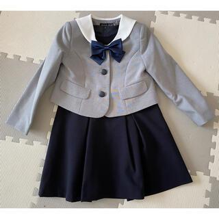 Catherine Cottage - 女の子 フォーマル 卒園式 入学式 120 セーラー襟
