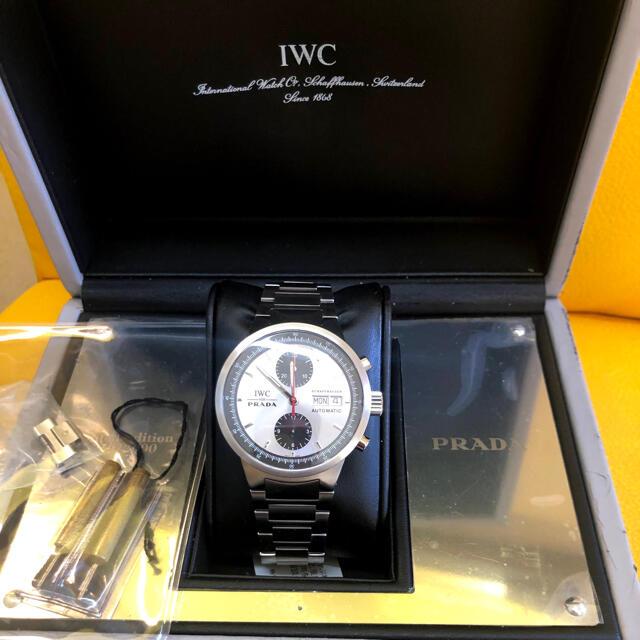 IWC(インターナショナルウォッチカンパニー)のIWC PRADA!! メンズの時計(腕時計(アナログ))の商品写真
