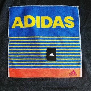 アディダス(adidas)のアディダスのタオルハンカチ(ハンカチ/ポケットチーフ)
