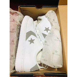 CONVERSE - コンバース・オールスターconverse スニーカー 白色 新品