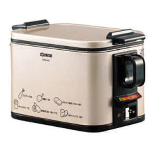 象印 - 新品 象印 フライヤー あげあげ 型番 EFK-A10 調理機器