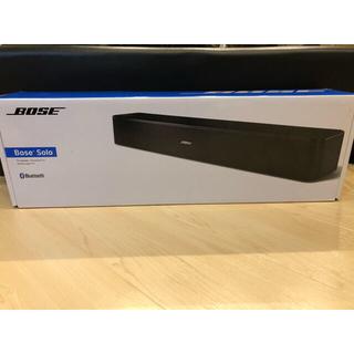 BOSE - 【中古】Bose Solo TV Speaker サウンドバー