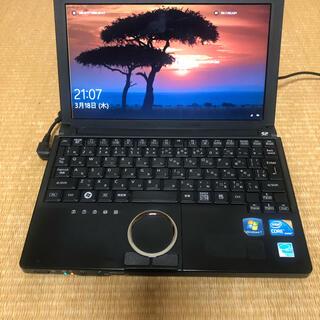 Panasonic - レッツノートCF-J9 Win10/メモリ4GB/SSD128GB/Office