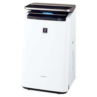 SHARP - 【新品】加湿空気清浄機 SHARP KI-LP100-W