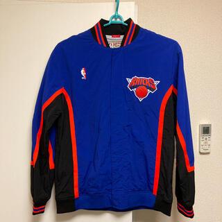 ミッチェルアンドネス(MITCHELL & NESS)のNewyork Knicks 公式Jacket(バスケットボール)