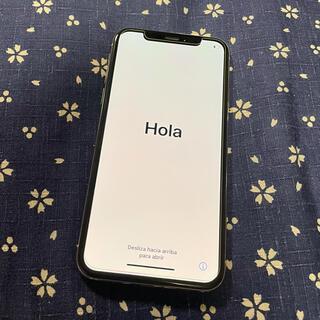 アイフォーン(iPhone)のiPhone X Silver 256 GB docomo(スマートフォン本体)