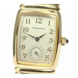 ハミルトン(Hamilton)のハミルトン ベントン H12431153 レディース 【中古】(腕時計)